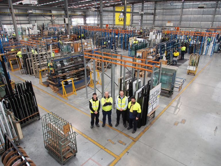 A&L windows factory