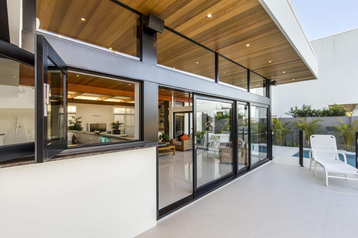 Boutique Aluminium Bifold Windows - A&L