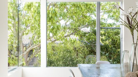Boutique Aluminium Sashless Windows