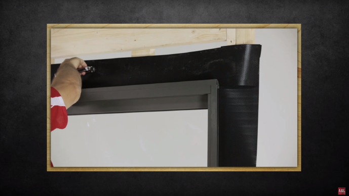 How To Install A Sliding Window A Amp L