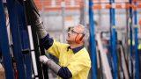 A&L Windows factory worker